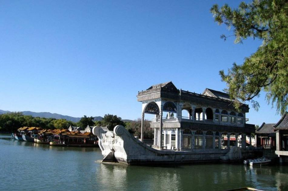Beijing Full Day Unique Private Tour With Morning Market, Hutong Zoo, Summer Palace