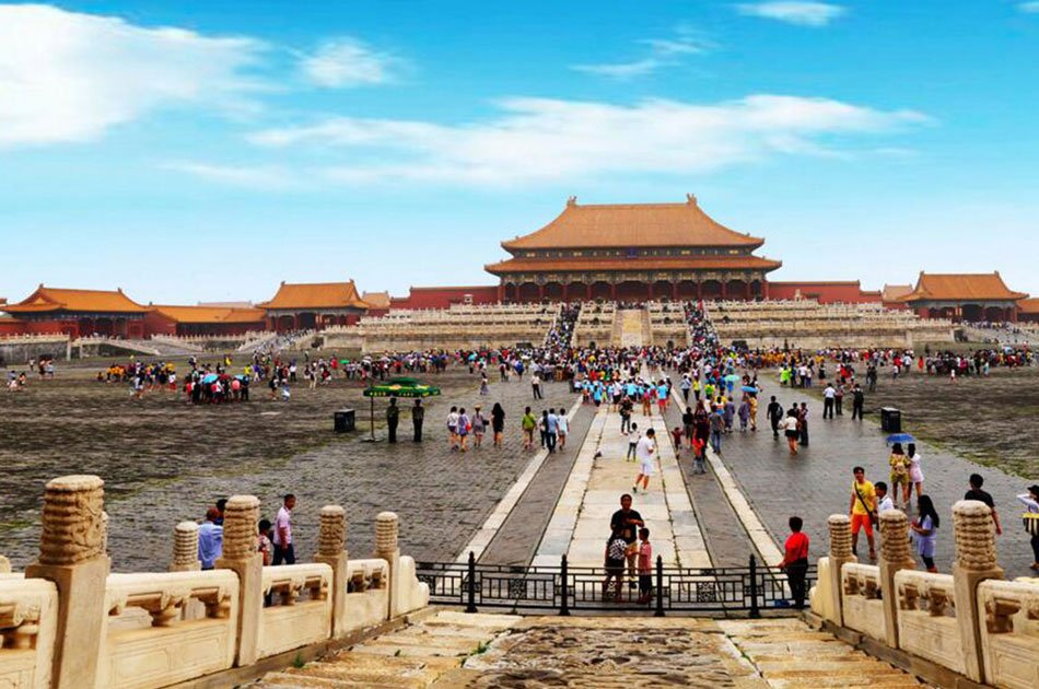 Beijing Group Tour: Forbidden City and Mutianyu Great Wall
