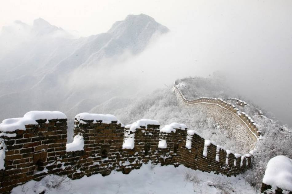 Beijing Half Day Great Wall at Mutianyu Section Private Tour with Round Trip Cable Car