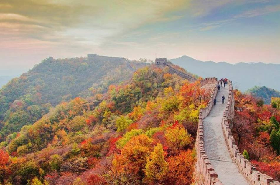Beijing Juyongguan Great wall and Ming Tombs with Sacred Way Private Tour with Lunch