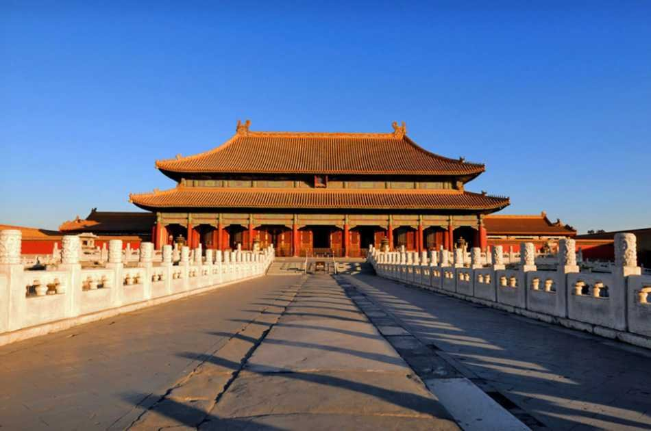 Beijing Layover Private Comprehensive City Tour