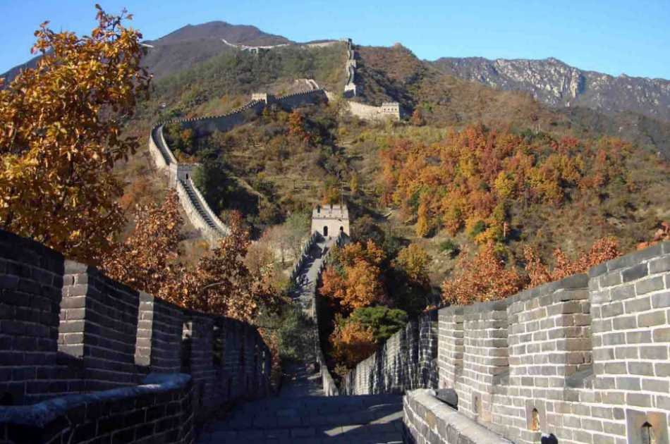 Beijing Layover Private Tour of Mutianyu Great Wall
