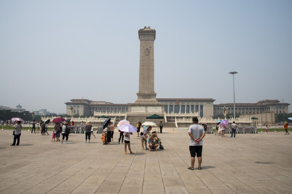 Beijing Layover Private Tour of Tiananmen Square and Forbidden City