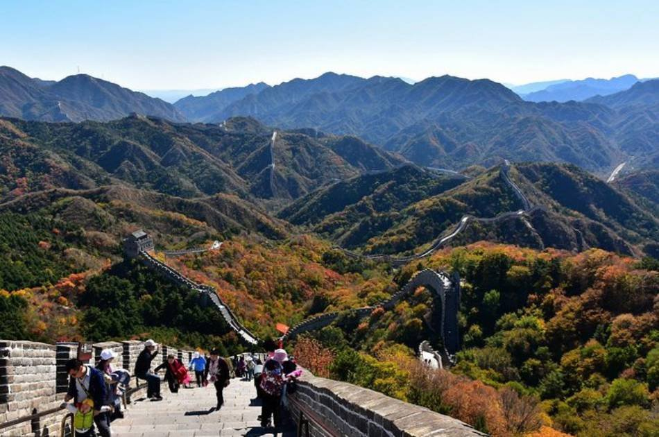 Beijing One Day Optimal Private Tour: Forbidden City and Great Wall at Mutianyu