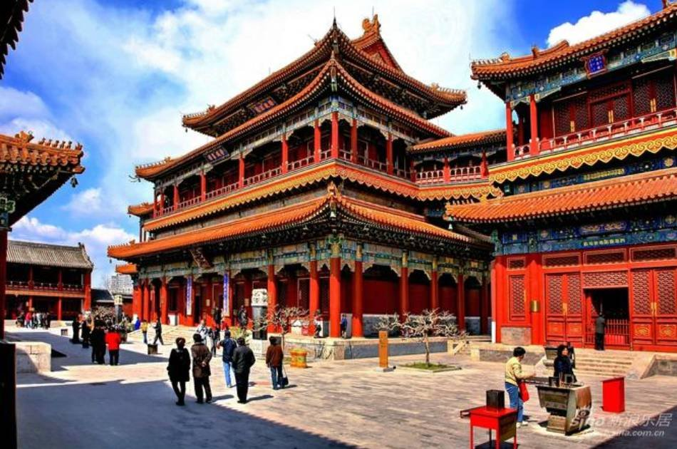 Beijing One Day private Tour : Forbidden City Jingshan Hill, Hutong , Lama Temple
