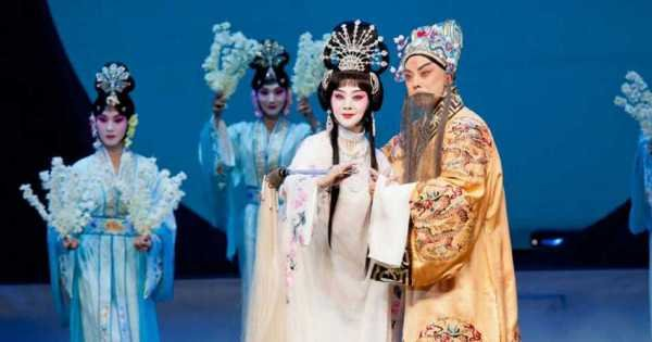 Beijing Opera Show at Liyuan Theater