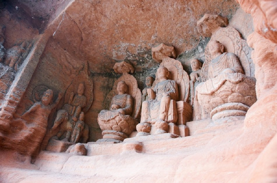Chengdu Full-day Private Tour of Leshan Giant Buddha