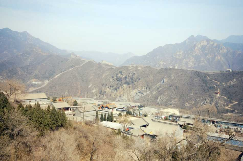 China Wild Great Wall Adventurous Private Trekking From Beijing