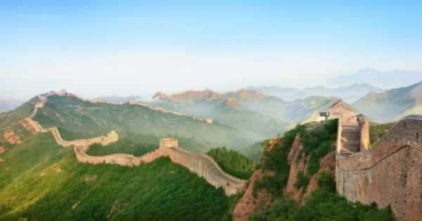China Wild Great Wall Medium-level Private Hiking Tour From Beijing