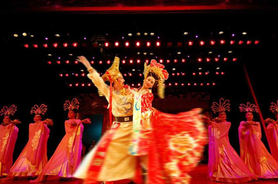 Discover The Prosperous Tang Dynasty in Xian on a Private Tour