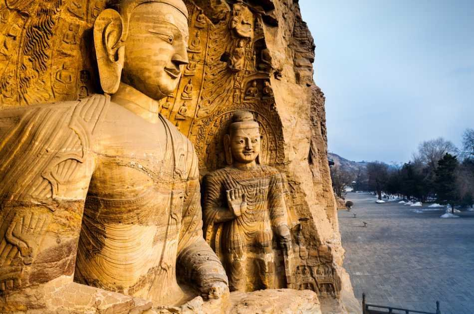 Explore Shanxi in 9 Days From Taiyuan