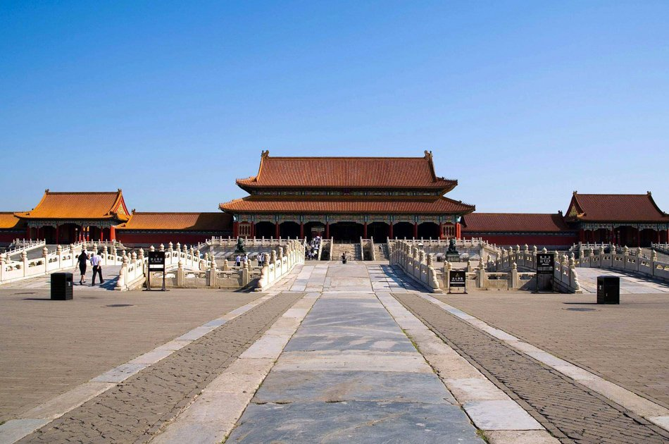 Forbidden City and Summer Palace Day Trip in Beijing