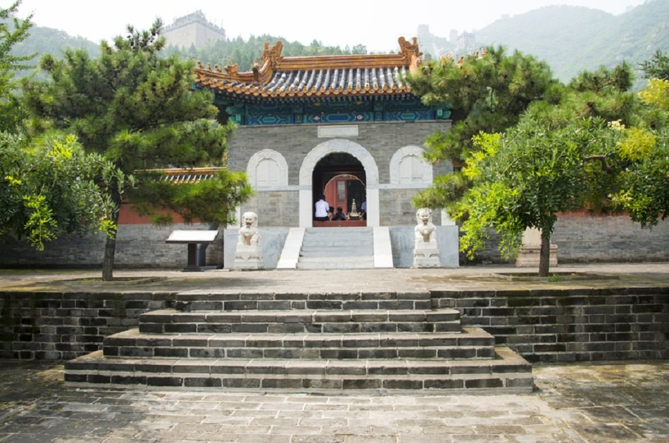 Full Day Private Tour: Experience the Amazing Great Wall in Beijing