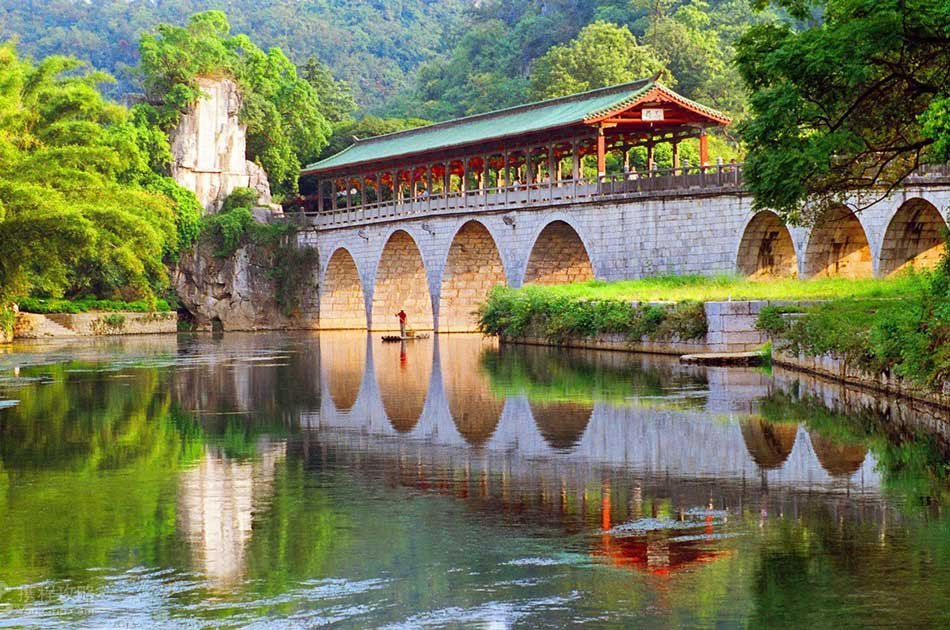 Group Day Tour of Guilin City Highlights