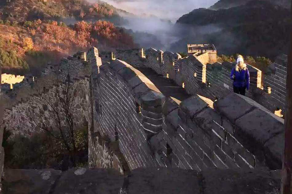 Group Day Tour of Jinshanling Great Wall
