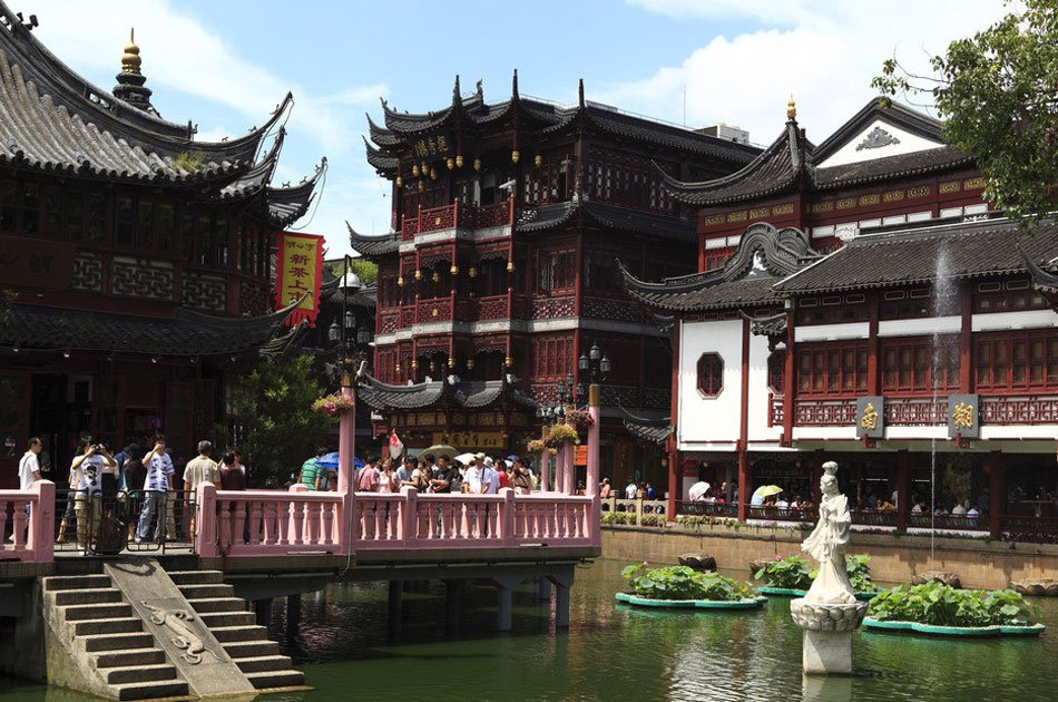 Group Tour: Full-view of Shanghai City Highlights