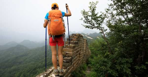 Half Day Private Hiking Tour at Badaling Great Wall