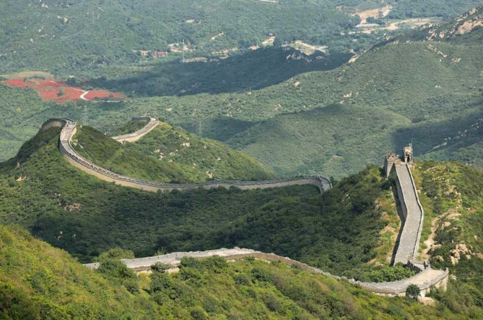 Half Day Private Hiking Tour at Badaling Great Wall