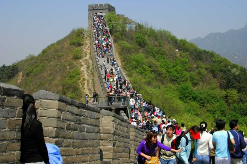 Half Day Private Hiking Tour at Juyongguan Great Wall
