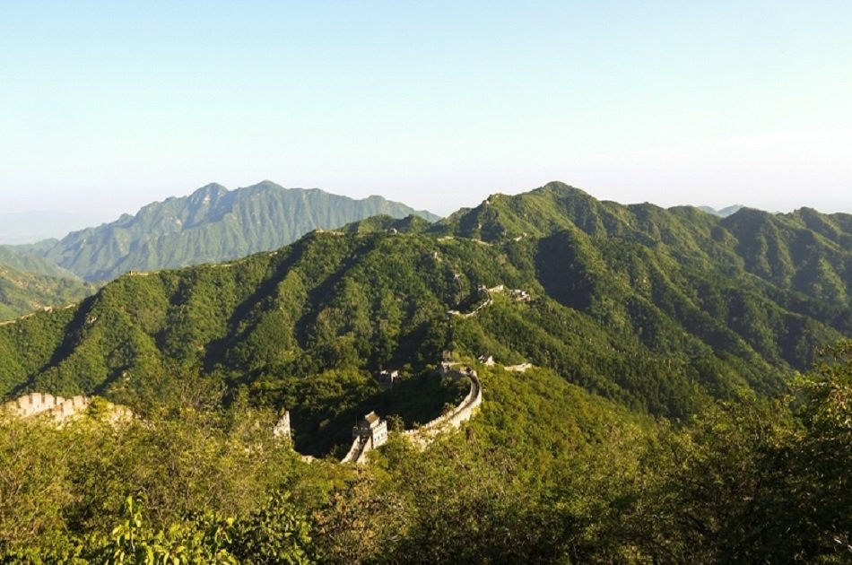 Half Day Private Hiking Tour at Mutianyu Great Wall