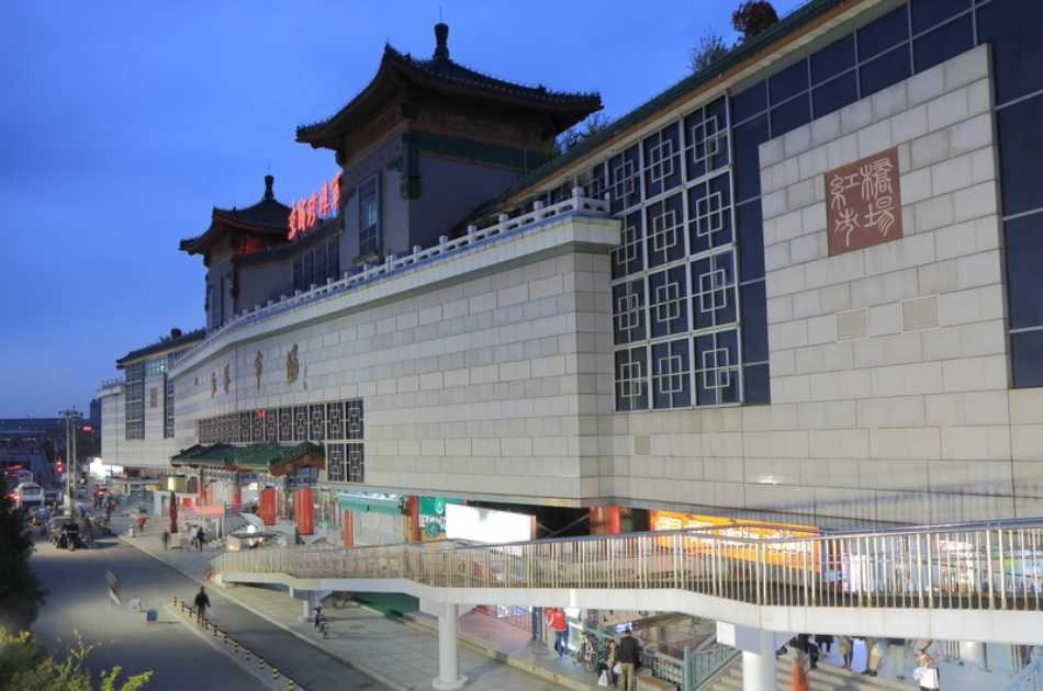 Half Day Private Tour of Temple of Heaven and Hong Qiao Market