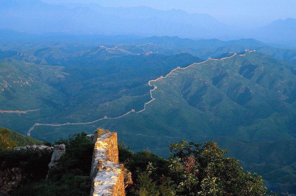 Jinshanling East to Simatai West Great Wall Full-Day Hiking