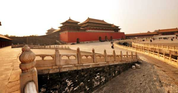 Mutianyu Great Wall & the Forbidden City Group Tour From Beijing