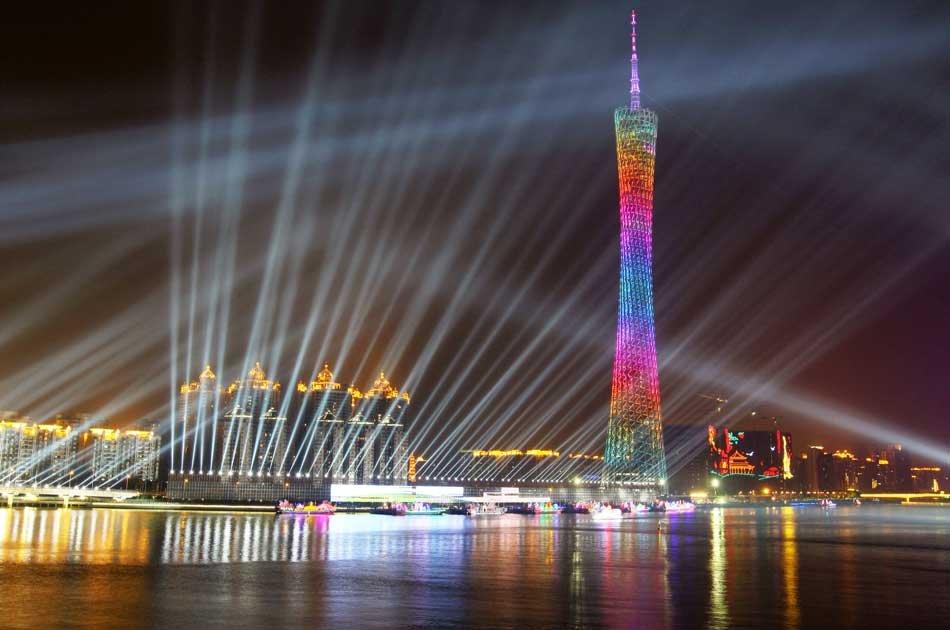Pearl River Night Cruise Tour in Guangzhou