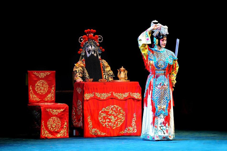Peking Opera Show Tickets at Beijing Liyuan Theatre