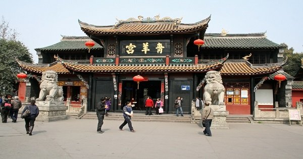 Private Day Tour of Chengdu City Sightseeing