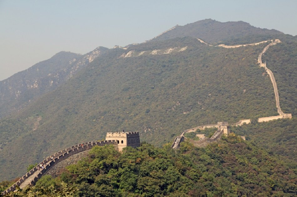 Private Day Tour of Mutianyu Great Wall and Ming Tombs in Beijing