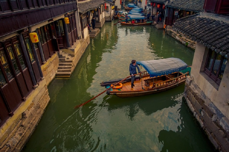 Private Day Trip of Suzhou Highlights from Shanghai