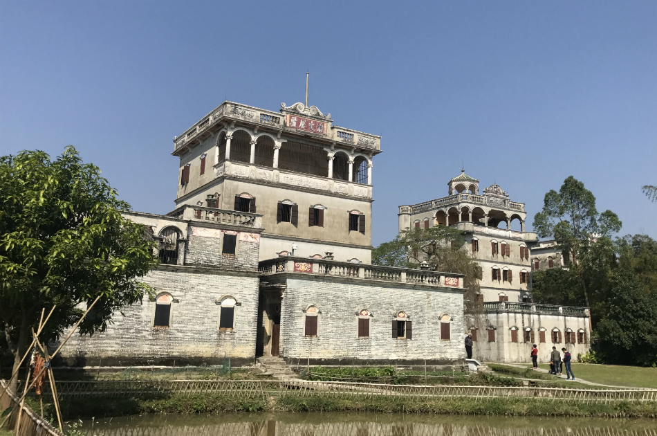 Private Day Trip To Kaiping Diaolou from Guangzhou