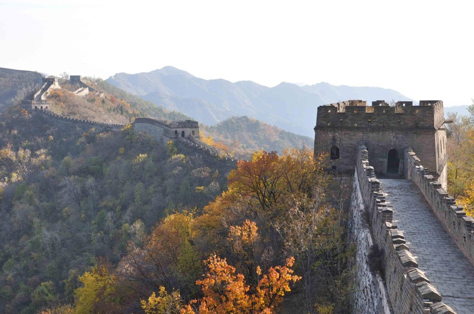 Private Day Trip to Mutianyu Great Wall, Bird's Nest and Water Cube From Beijing