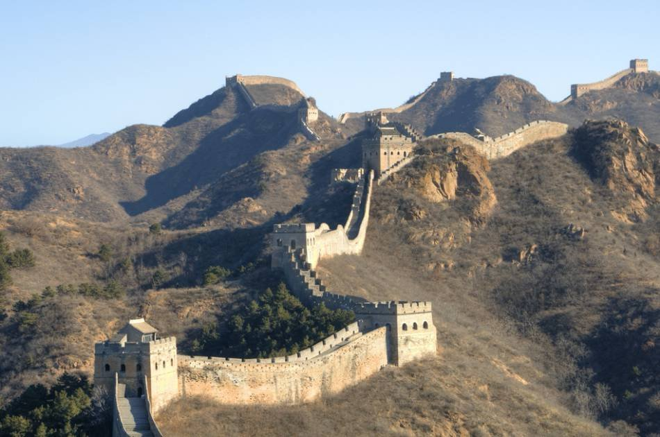 Private Jinshanling Great Wall Tour With Guide and Driver