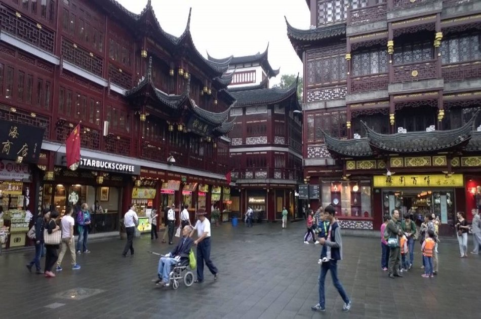 Private Shanghai One-day Classical Tour with private guide and vehicle