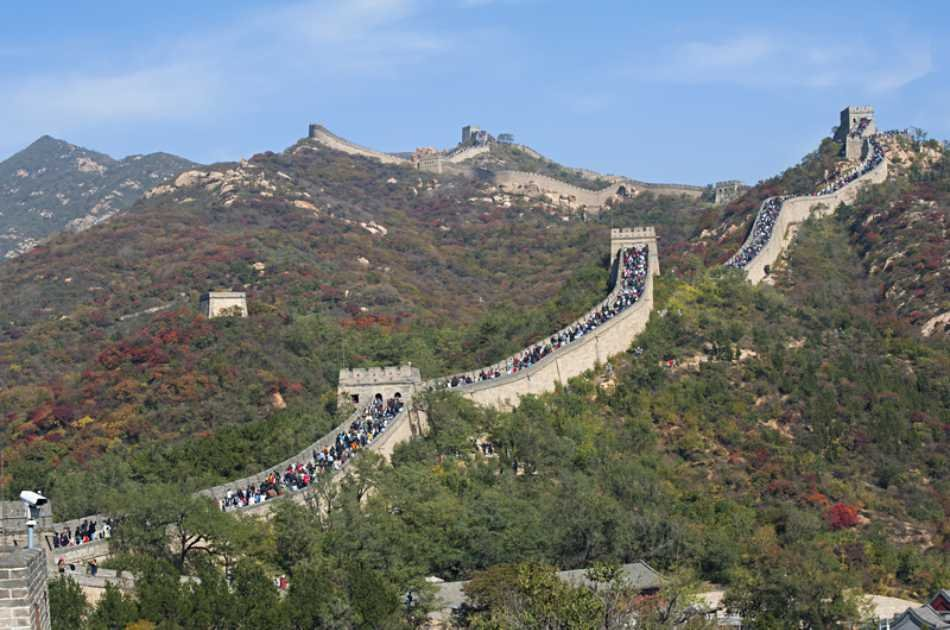 Private Tour of Badaling Great Wall and Summer Palace in Beijing
