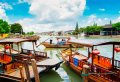 Private Tour of Water Town Sightseeing and Huangpu River Night Cruise