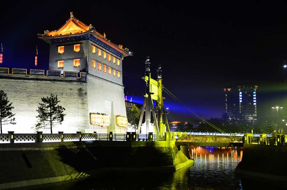Private Tour of Xian Evening Sightseeing