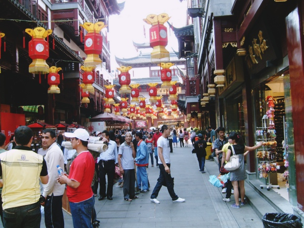 Full-day Shanghai Sightseeing Tours