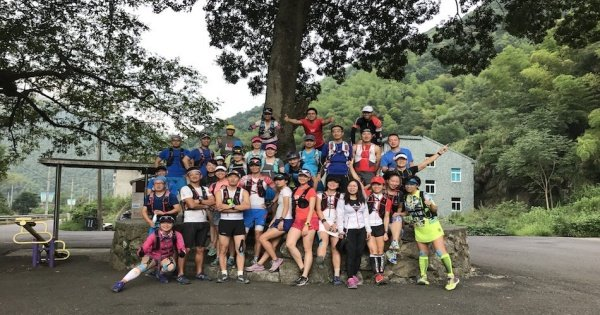 The Forest/Bamboo Mountain Trail Run in Shanghai