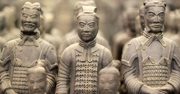 Xian Group Tour of Terracotta Warriors and Banpo Museum