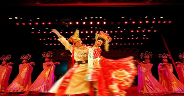 Xian Tang Dynasty Dance Show and Dumpling Dinner