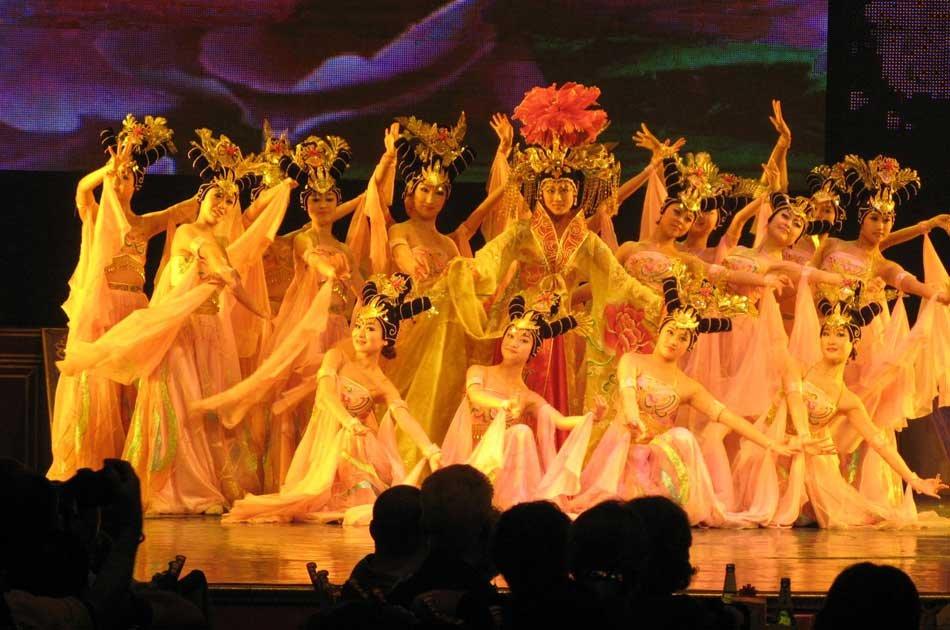 Xian Tang Dynasty Dance Show and Dumpling Dinner