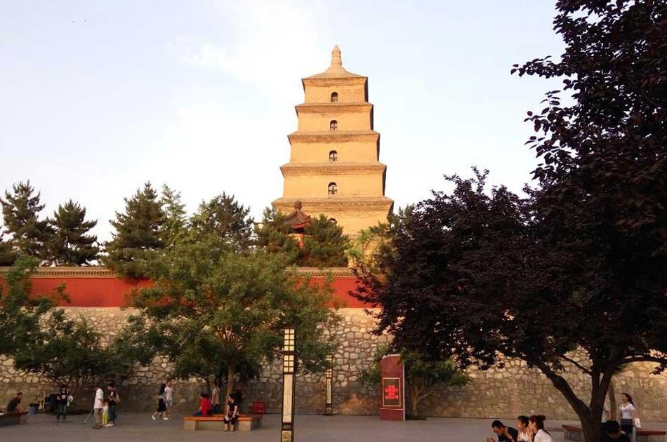 Xian Transit Private Tour 3 Days Essential Tour of Ancient Capital City