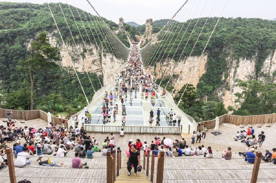 Zhangjiajie Private Trip of Tianmen Mountain, Sky Walk and Glass Bridge