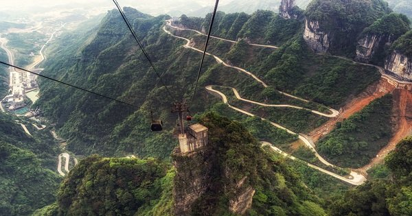 Zhangjiajie Private Trip of Tianmen Mountain, Sky Walk and Glass Bridge