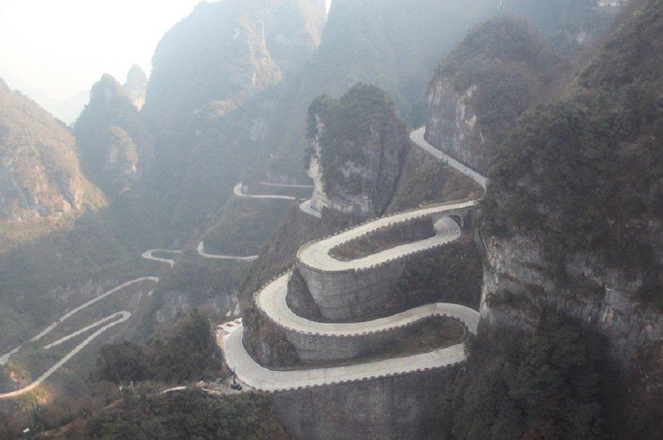 Zhangjiajie Private Trip of Tianmen Mountain, Sky Walk and Tujia Custom Discovery