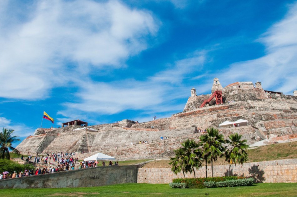 Experience the Captivating Cartagena City on Private Tour