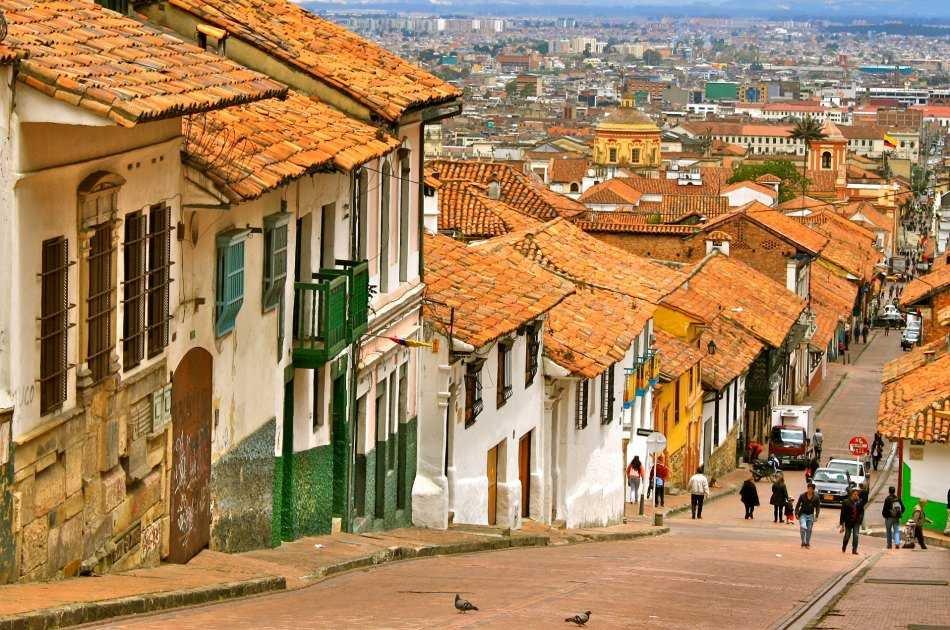 Half Day City Tour of Bogota